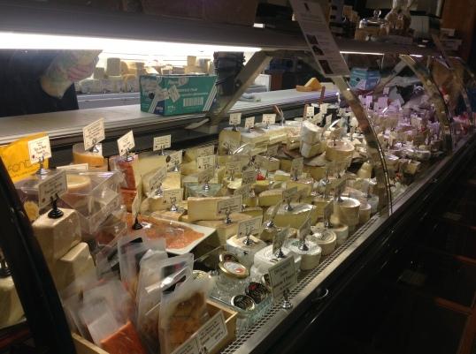 I love cheese!