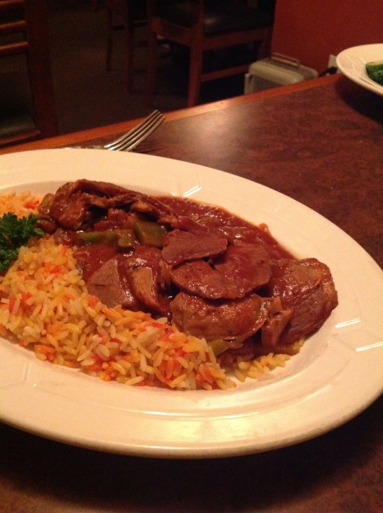 some Lamb dish that's really good!