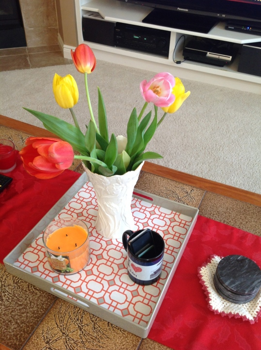 tulips=spring