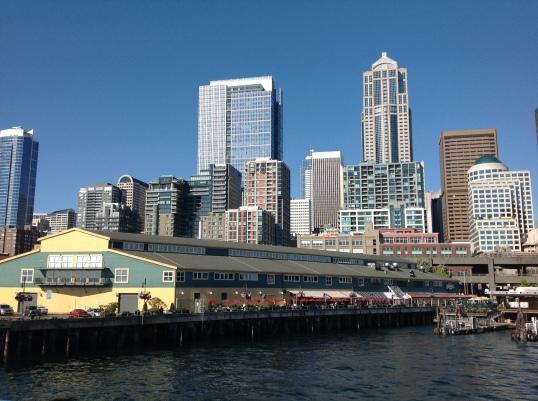 I love Seattle