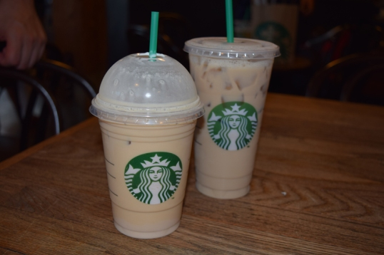 His and hers coffee:)