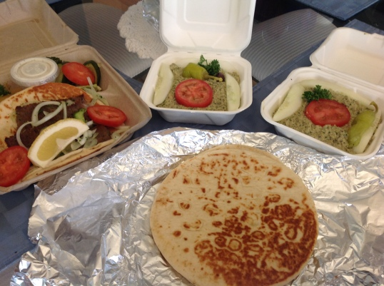 Greek take out
