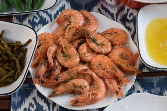 Shrimpssssss!