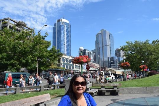 pretty Seattle summer day!