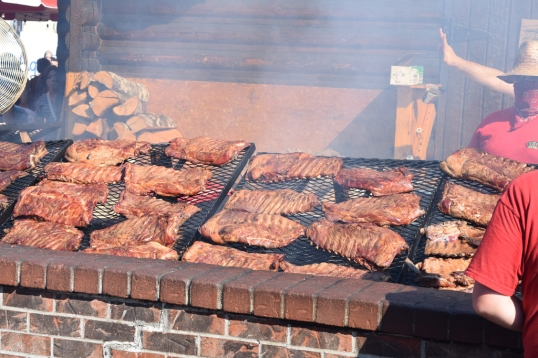 smoke ribs galore!