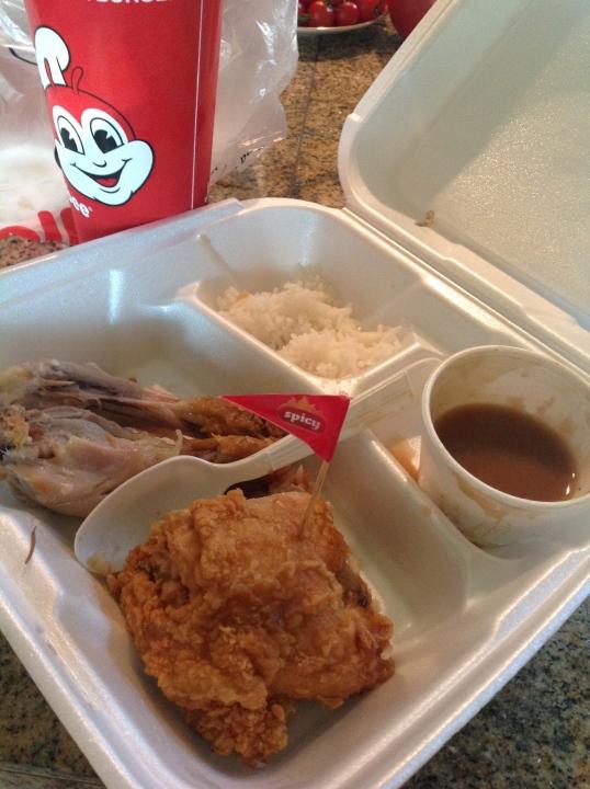 chicken joy!