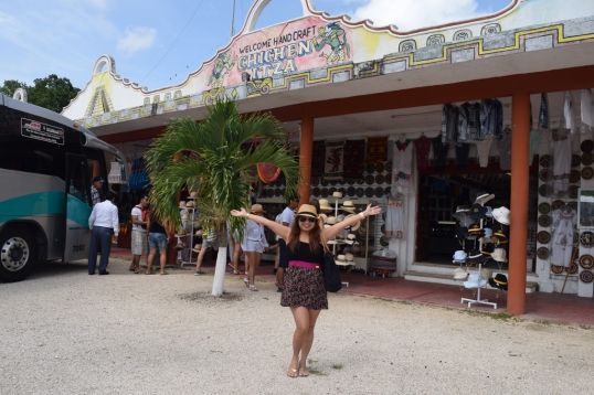 souvenir shop on the way to the Ruins