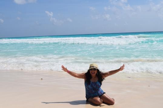 love the beach here!