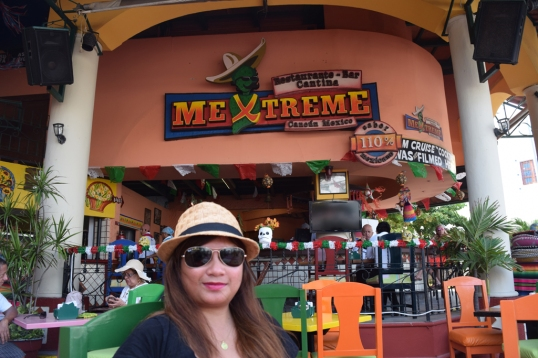 Dinner at Mextreme