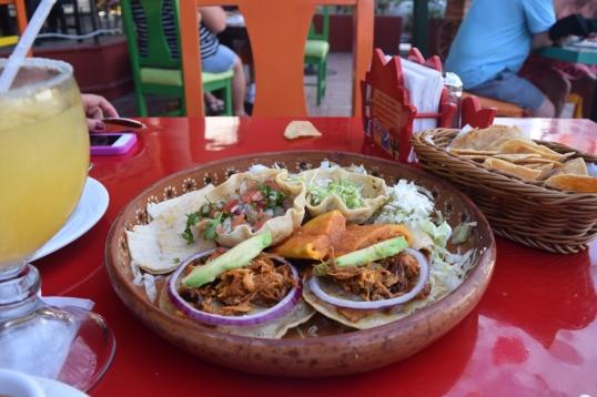 yummy mexican food!