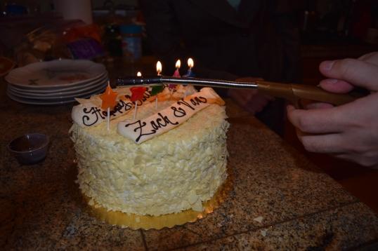 YUMMY Bday cake!