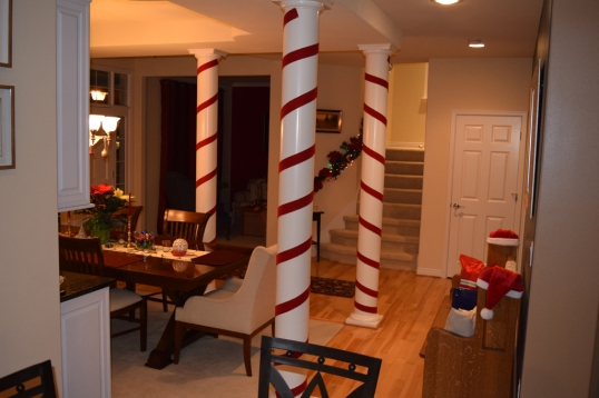 Candy canes columns are back!