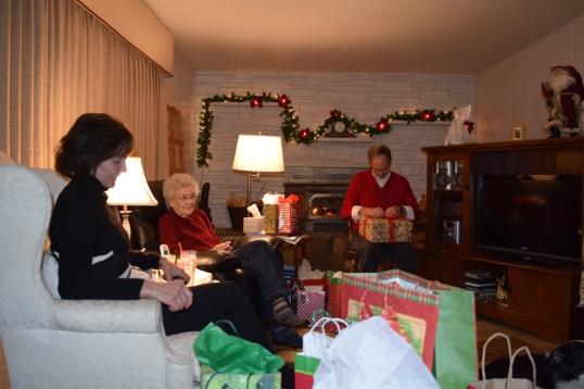 My MIL, Grandma, Dad IL