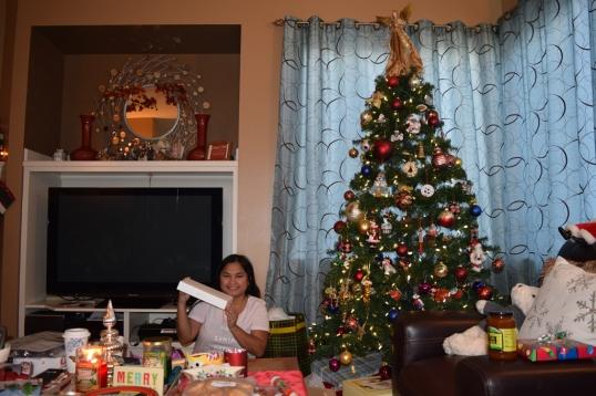 My santa (aka Hubs) gave me a new iPad Air!