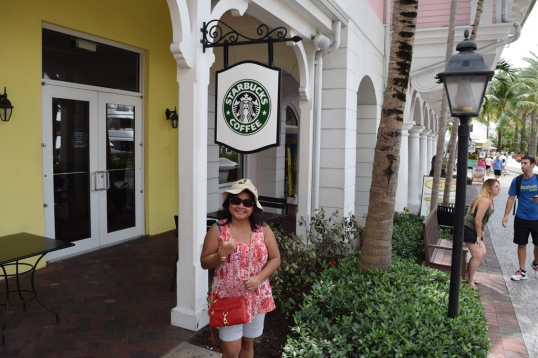 "was excited to see starbucks bahamas so I can buy their ""you are here collection"" but they don't have it"