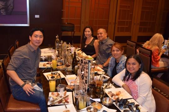 Dinner at Wicked Spoon (Cosmopolitan Hotel)