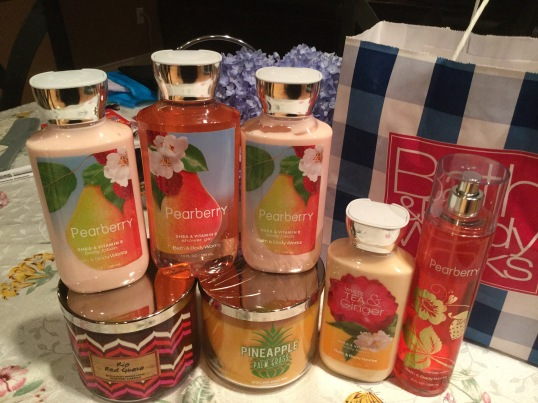 Semi Annual Sale at Bath and Body works